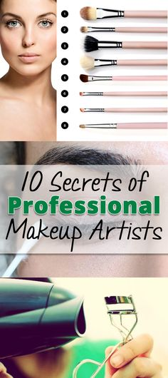 When it comes to makeup, lets just say things can get a little complicated. Here are the easiest steps and tricks to doing your makeup like a pro.