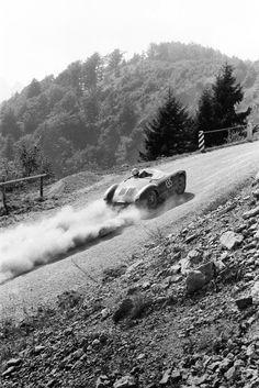Porsche 550 Spyder .. Mille Miglia