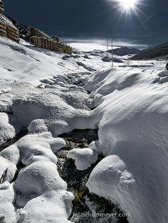 ˚Andorra landscape: Vall d'Orient, Andorra - Europe