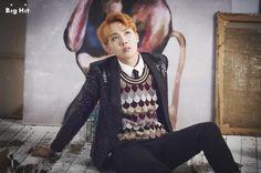 JHope para o Full Álbum 'WINGS' - BTS ❤