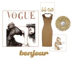 """Vogue Paris"" by jbeb on Polyvore featuring Plein Sud, Jení, Parts of Four, Safavieh and Slippin' Southern"