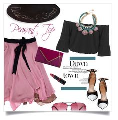 """""""Pretty Peasant Top"""" by judysingley-polyvore ❤ liked on Polyvore featuring Dolce&Gabbana, STELLA McCARTNEY, Givenchy, Eugenia Kim, Miss Selfridge, Betsey Johnson, ALDO, contestentry and peasanttop"""