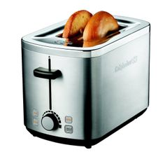 CALPHALON 2-Slot Toaster Stainless $49.95 TOTAL PRICE...LOWEST PRICE GUARANTEE...PICK UP OR WE WILL SHIP FREE WORLDWIDE...100% MONEY BACK SATISFACTION GUARANTEED...WEBSITE: www.shopculinart.com