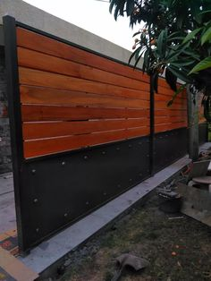 Backyard Gates, Backyard Privacy, Front Gates, Entrance Gates, Front Gate Design, Custom Gates, Backyard Makeover, Fence Gate, Outdoor Furniture