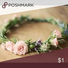 Wedding item!! Have so many wedding items, inquire for more! Lots of golds and blushes and whites--very romantic!! DO NOT buy this listing:) inquire for more and I'll create listing when necessary! Other