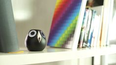 Pre-Order a UloEstimated delivery: Nov 2016  Ulo is a cute surveillance camera,  a pet owl interacting with you through eye expressions.