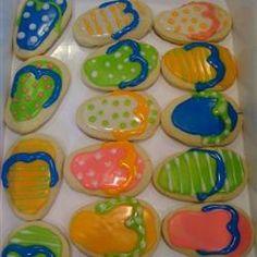 Sugar Cookie Icing Allrecipes.com Recipes