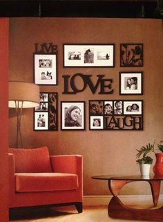 Wall picture accents