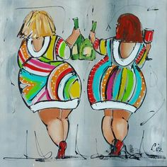 Wine, wine accessories, wine gifts, tips, and information about wine for wine lovers. Plus Size Art, Fat Art, Wine Quotes, Wine Art, Arte Popular, Fat Women, Wine Time, Paint Party, Art Plastique