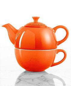 Le Creuset Tea for One Set Intellectual Archetype