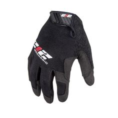 General Utility Mechanic Work Gloves, Black