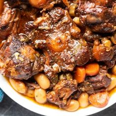 Pressure Cooker Recipes Archives - My Forking Life Jamaican Oxtail, Jamaican Dishes, Jamaican Recipes, Curry Recipes, Jamaican Cuisine, Jamaican Curry, Oxtail Recipes Crockpot, Crockpot Recipes, Cooking Recipes