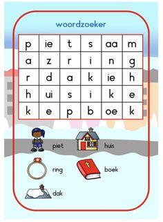 Word Search, Preschool, Kids, Halloween, Winter, Young Children, Winter Time, Boys, Kid Garden