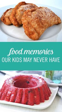 Childhood food memories have a profound impact. No meatloaf will ever be as good as your grandma's meatloaf. But some food memories are so tied to a time, that they won't be repeated. Commercial foods are taken off the market, fads come and go, ideas about nutrition change, and the result is that some food memories will remain just memories. But nostalgia is a cozy feeling, so it's nice to revisit food memories. Here are 10 food memories your kids will probably never have. Fun Snacks For Kids, Kids Meals, Kid Snacks, Cooking Recipes, Grandma's Recipes, Vintage Recipes, Mac And Cheese, Meatloaf, Sweet Like Candy