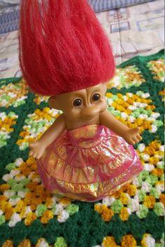 3 Russ Troll Dolls Berrie Troll Plush Sailor Boy by cherlove2 on Etsy