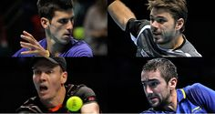 Barclays ATP World Tour Finals – Day 6 – Order of Play & Scores - http://www.tennisfrontier.com/news/atp-tennis/barclays-atp-world-tour-finals-day-6-order-of-play-scores/