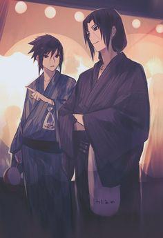 Sasuke and Itachi Uchiha Anime Naruto, Naruto Shippuden, Hinata, Manga Anime, Naruto Fan Art, Sarada Uchiha, Fanarts Anime, Akatsuki, Narusasu