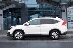 2014 Honda CRV White Color