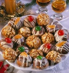Hungarian Recipes, My Recipes, Gingerbread, Waffles, Muffin, Xmas, Baking, Breakfast, Party