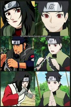 Mirai Sarutobi inherited the legacy of both Asuma and Kurenai ❤️❤️❤️ Naruto