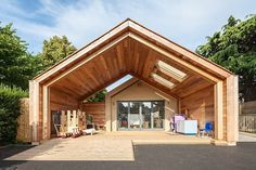 St Mary's Infant School by Jessop and Cook Architects | http://www.designrulz.com/design/2013/08/st-marys-infant-school-by-jessop-and-cook-architects/