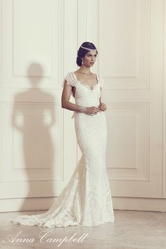 Anna Campbell Wedding Dresses Gossamer Bridal Colletion 00075