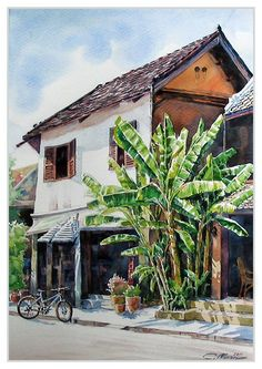 Chesda Merntook Artists in Thailand