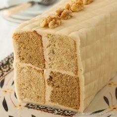 Battenburg Cake by laurassweetspot