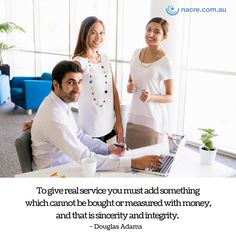 #InspirationalQuotes #realservice #integrity #sincerity