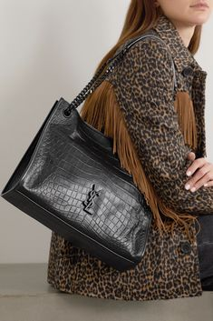 Saint Laurant, Luxury Lifestyle Fashion, Saint Laurent Bag, Bag Icon, Best Bags, New Bag, Crinkles, Womens Tote Bags, Crocs