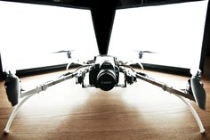 www.blackpawphoto.com - Quadcopter with DSLR.