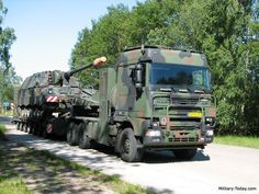 DAF TROPCO - Dutch Army Army Vehicles, Armored Vehicles, American Special Forces, Armored Truck, Road Train, Cab Over, Military Equipment, Heavy Equipment, Big Trucks