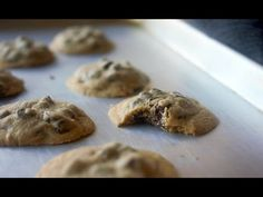 Easy Chocolate Chip Cookies Recipe 5 Ingredients- Baker Bettie