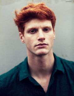 red headed male actors under 30 - Google Search
