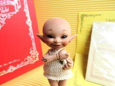 Original REALPUKI Soso Tan Skin FAIRYLAND BJD Real Puki SOSO + 6 Realpuki OUTFIT   eBay