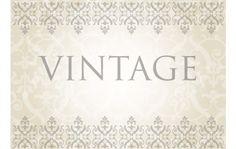 vintage é chique !!!