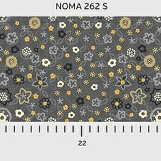 Jen Fox - Nomad - Nomad Border in Grey