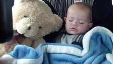 Long Trip with Toddlers - In the Car