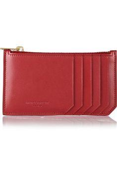 cool Шикарный женский красный кошелек (50 фото) — Правила выбора