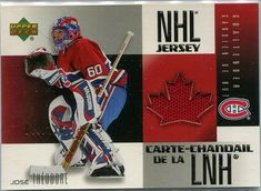 2006-06 McDonalds Upper Deck Hockey Cards Hockey Cards, Baseball Cards, Nhl Jerseys, Ppr, Upper Deck, Mcdonalds