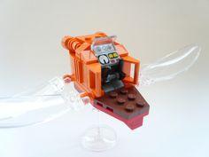 Lego Laputa Ornithopter 04