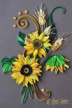 *QUILLING ~ Printre hobby-uri: quilling, kusudama, origami, bijuterii handmade...: quilling