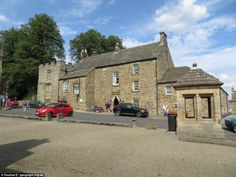 Originally the Abbot's lodge and kitchens, the Lord Crewe Arms has become a Grade II-liste...