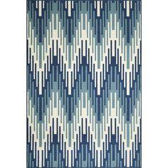 Momeni Baja Blue Rug | Wayfair