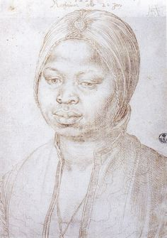 Durer, Katherina  1521, Gabinetto Disegni e Stampe degli Uffizie, Florence