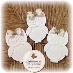 . Place Cards, Place Card Holders, Plastering, Resin