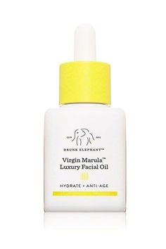 It's easy to think of a single oil is a one-note treatment. Marula oil actually contains a host of beneficial fatty acids and antioxidants, making it an exemplary multi-purpose daily moisturizer. Drunk Elephant Virgin Marula Luxury Facial Oil, $72, available at Sephora. #refinery29 http://www.refinery29.com/single-ingredient-beauty-products#slide-6