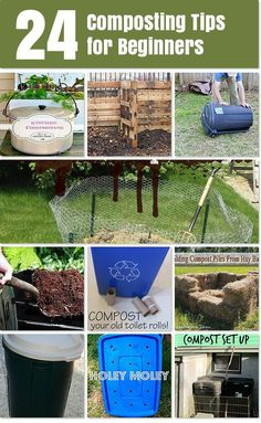 24 Composting tips for beginners