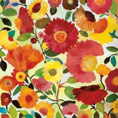Garden of Love Impressão artística