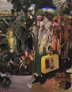 Galerie Judin · Adrian Ghenie: Berlin Noir · Selected works from the exhibition